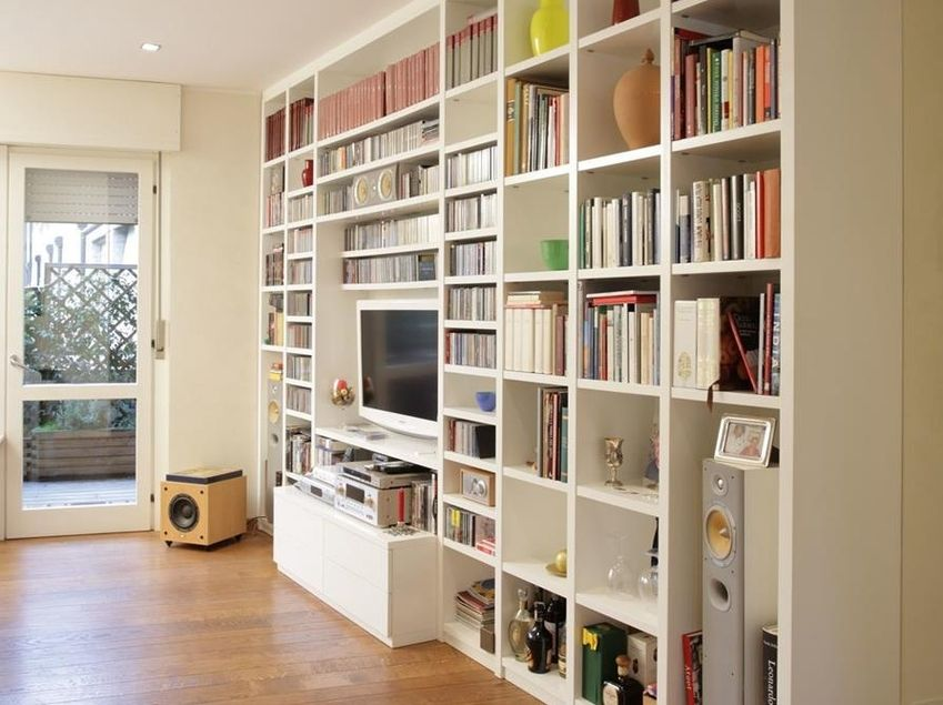 Bookshelves And Tv Stands